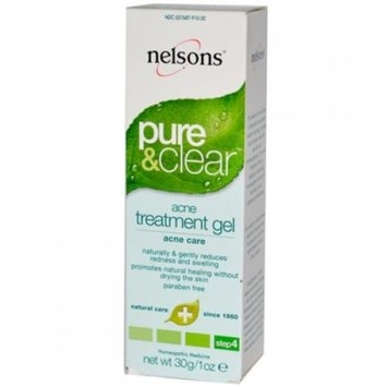 Nelsons Homeopathic Organic Acne Gel