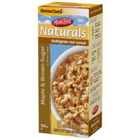 Mom's Best Naturals Mom's Best Cereal Hot - Multigrain Maple, 7.5500-Ounce (Pack of 6)