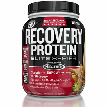 Six Star Pro Nutrition Decadent Chocolate Recovery Protein Powder