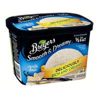 Breyers Smooth & Dreamy Vanilla Bean Light Ice Cream