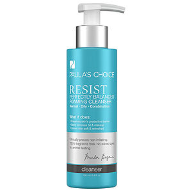 Paula's Choice Resist Paula's Choice RESIST Resist Perfectly Balanced Foaming Cleanser, 6.4 oz