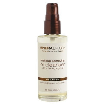 Mineral Fusion Makeup Removing Oil Cleanser - 1.9oz
