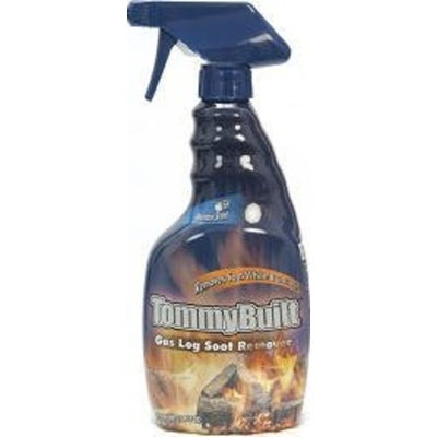 Bryson Tommybuilt Gas Log Soot Remover (23 oz)