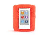 Griffin Orange SportCuff Wristband case for iPod nano (7th gen.)