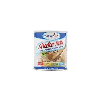 Walker Diet Meal Replacement Drink Cappuccino -- 36.5 oz