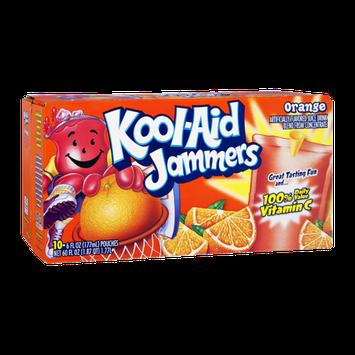 Kool-Aid Jammers Orange Juice Pouches- 10 PK