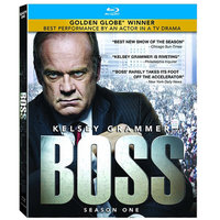 Boss: Season One (Blu-ray) (Widescreen)