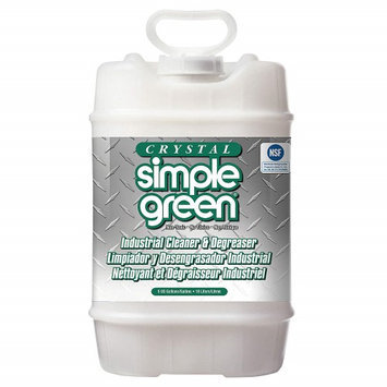 Simple Green 19005 All-Purpose Industrial Cleaner/Degreaser 5 gal Pail