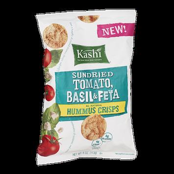 Kashi® Sundried Tomato, Basil & Feta Hummus Crisps