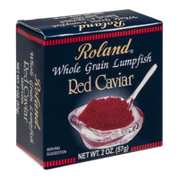 Roland Whole Grain Lumpfish Red Caviar