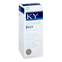 K-Y Jelly Sensitive Personal Lubricant