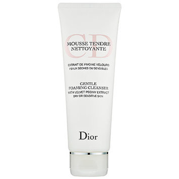 Dior Gentle Foaming Cleanser with Velvet Peony Extract 4.5 oz