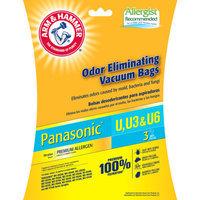 Arm & Hammer Panasonic Odor Eliminating Vacuum Bags, 9-Pack