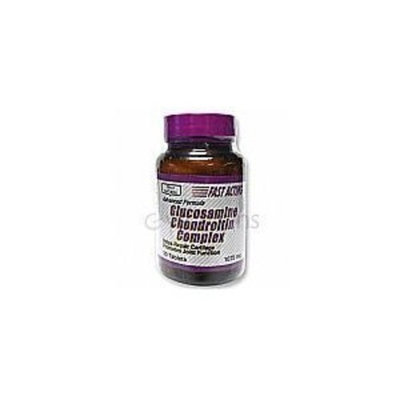 Ony Natural Only Natural Glucosamine Chondroitin Complex (1075 Mg), 30-Count