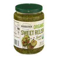 Woodstock Organic Sweet Relish