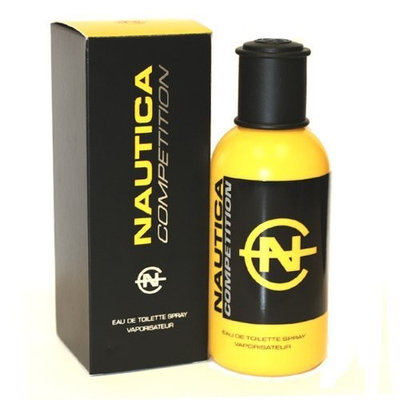 Nautica Competition (Relaunch) by Nautica for Men - 4.2 Ounce EDT Spray