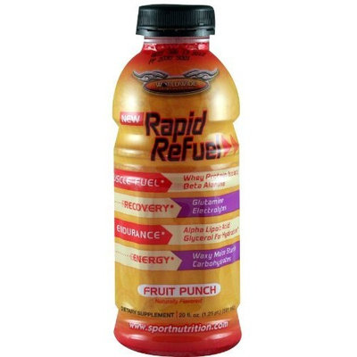 WWSN Rapid Refuel Punch, 12-Count