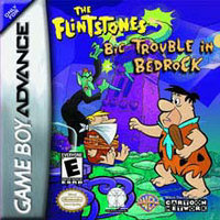 Crave Entertainment Flintstones: Big Trouble in Bedrock