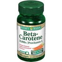 Nature's Bounty Beta-Carotene 25000IU