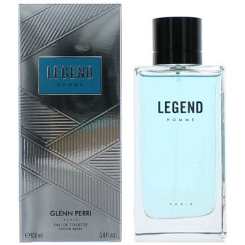 Legend by Glenn Perri, 3.4 oz Eau De Toilette Spray for Men