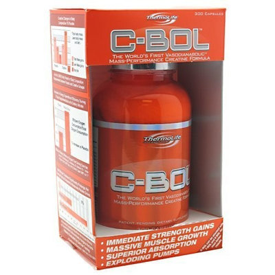 Thermolife C-Bol 300 Capsules, Bottle