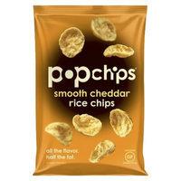 pop chips Popchips Smooth Cheddar Rice Chips 4oz
