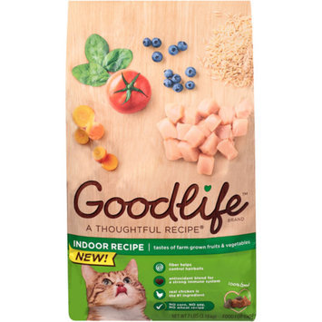 Goodlife Indoor Chicken Cat Food, 7 lbs