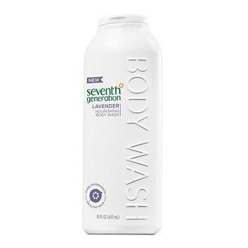 Seventh Generation Nourishing Body Wash Lavender