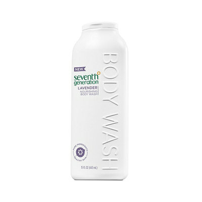 Seventh Generation Lavender Nourishing Body Wash