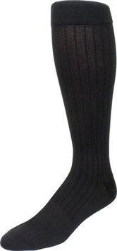Sigvaris Business Casual 189CB99 15-20mmHg Mens Business Casual Closed Toe Socks - Black Size B