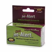 Jet-Alert Maximum Strength Alertness Aid