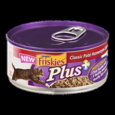 Friskies® Plus Classic Pate Homestyle Casserole Cat Food