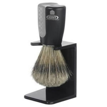 Kent Wet Is Best Shaving Brush Set Model No. WET IS BEST - Set Includes: Brush + Brush Holder