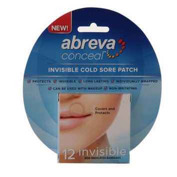 Abreva Conceal Invisible Cold Sore Patch
