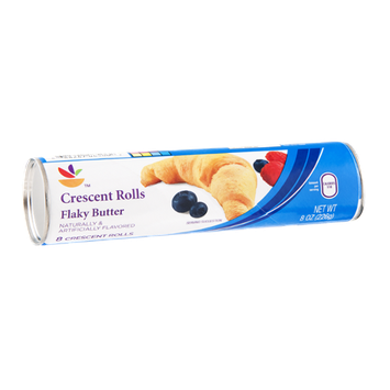 Ahold Rolls Crescent Flaky Butter - 8 CT