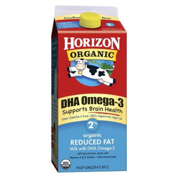 Horizon Reduced Fat Milk with DHA Omega-3
