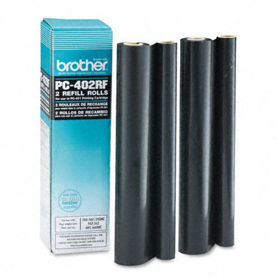 Brother International Pc402rf Refill Rolls For Pc401 Cartrid
