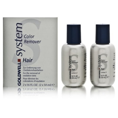 Goldwell System Color Remover - Hair 2 x 1.6 oz