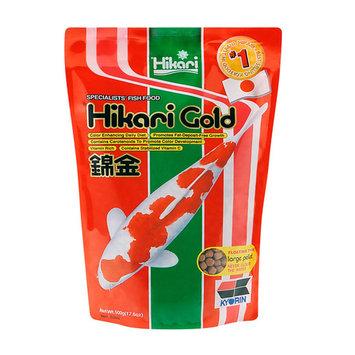 Hikari Sales USA 02442 17.6 oz Gold Large Pellets Pond Food