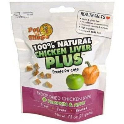dog.com Freeze Dried Chicken Cat Treat Pumpkin/Apple