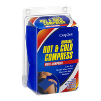 CareOne Reusable Hot & Cold Compress Multi-Compress