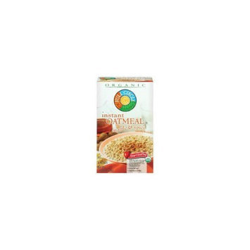 Full Circle Organic Maple & Spice Instant Oatmeal (Case of 12)