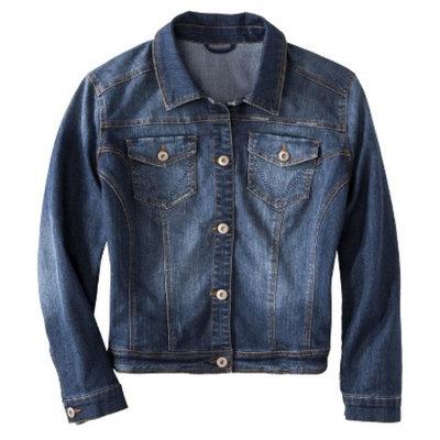 Pure Energy Women's Plus-Size Denim Jacket - Blue X