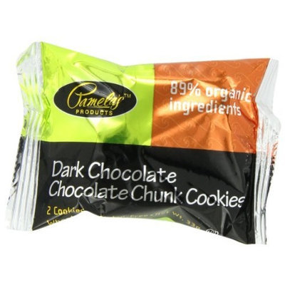 Pamela's Products Dark Chocolate-Chocolate Chunk Cookies