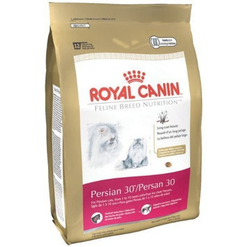 Royal Canin Dry Cat Food, Persian 30 Formula, 3-Pound Bag