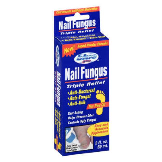 Blue Goo Nail Fungus Triple Relief Anti-Fungal Treatment Reviews