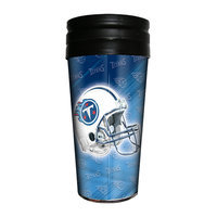 Icup Inc. ICUP Tennessee Titans NFL 16 oz Travel Mug