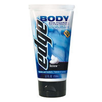 Edge Body Renew Face & Body Shave Cream