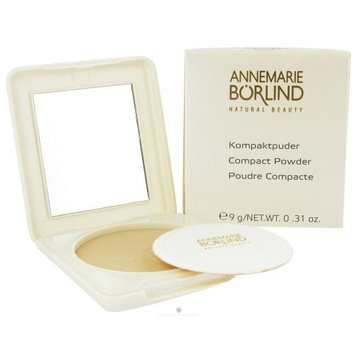 Compact Powder-Transparent (Replaced upc 728315538017) Annemarie Borlind .30 oz.