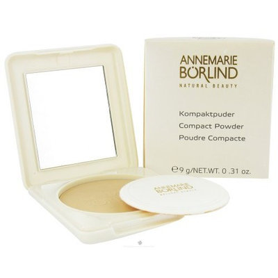 Compact Powder-Transparent (Replaced upc 728315538017) Annemarie Borlind .30 oz.